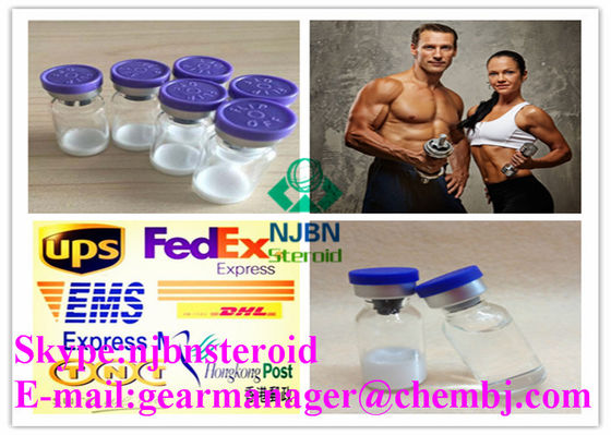China Acetato 863288-34-0 dos Peptides CJC-1295 da hormona de crescimento do body building fornecedor